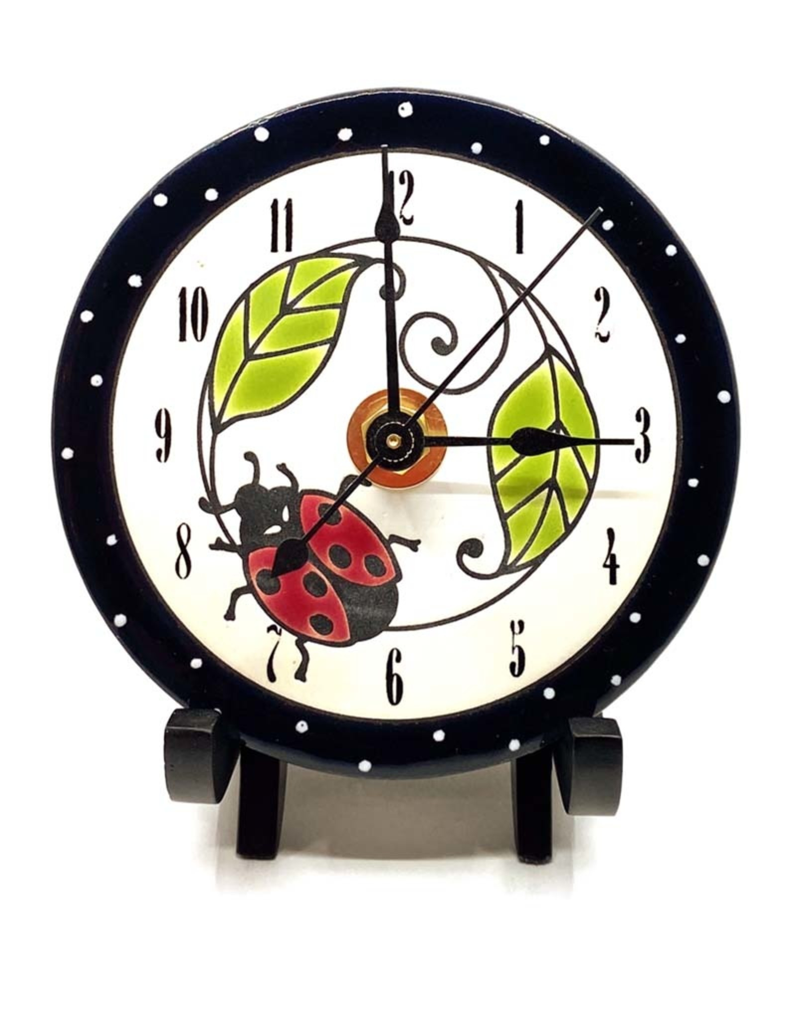 ALL FIRED UP LADYBUG CLOQUETTE