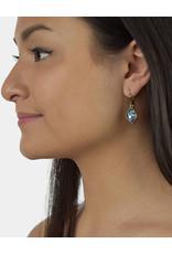 ANNE KOPLIK DESIGNS MARINA DIAMOND EARRINGS