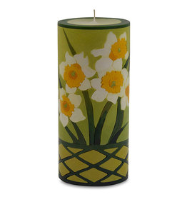 MOON ALLEY LARGE DAFFODIL CANDLE