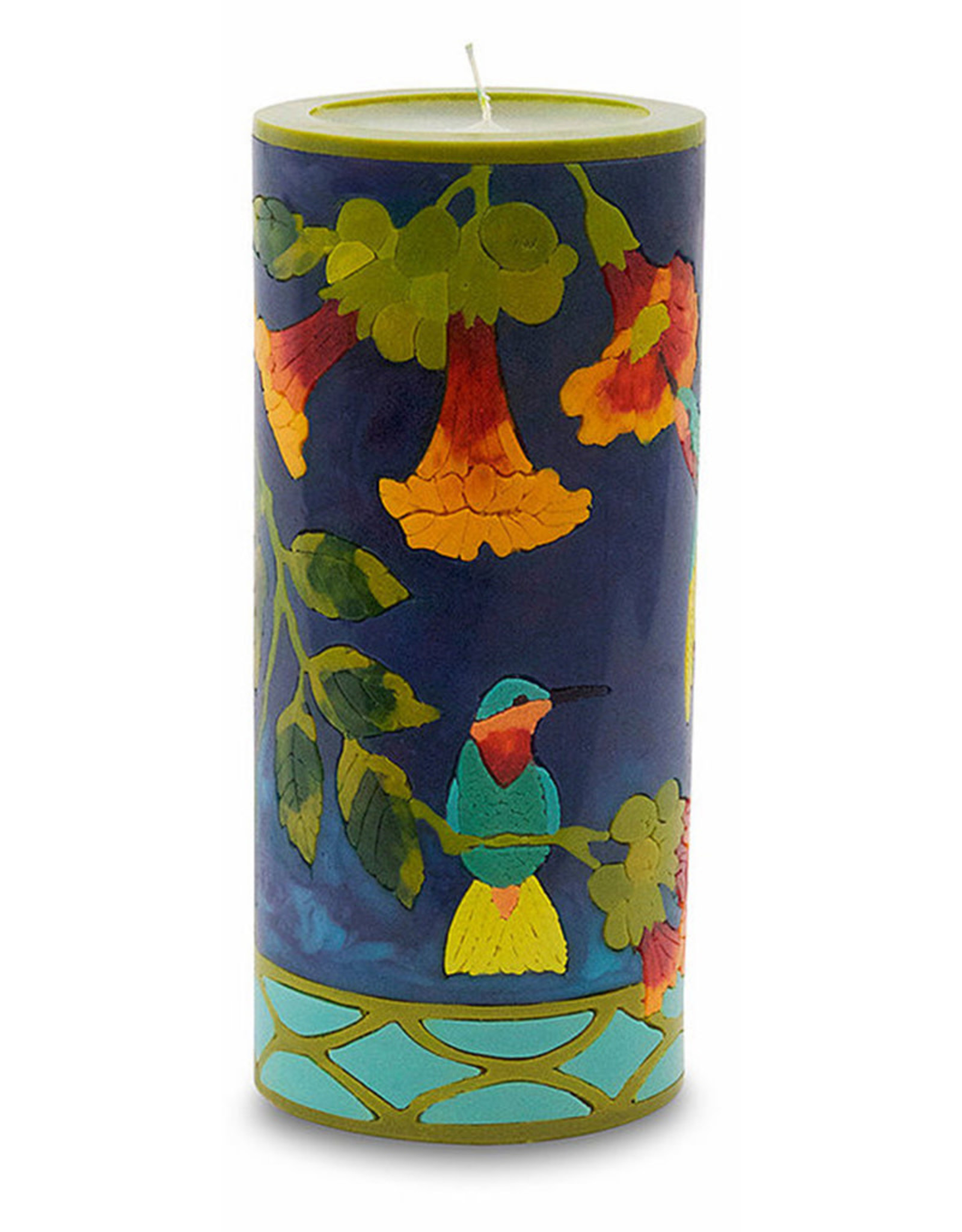 MOON ALLEY LARGE HUMMINGBIRD CANDLE