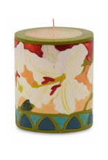 MOON ALLEY SMALL LILY CANDLE