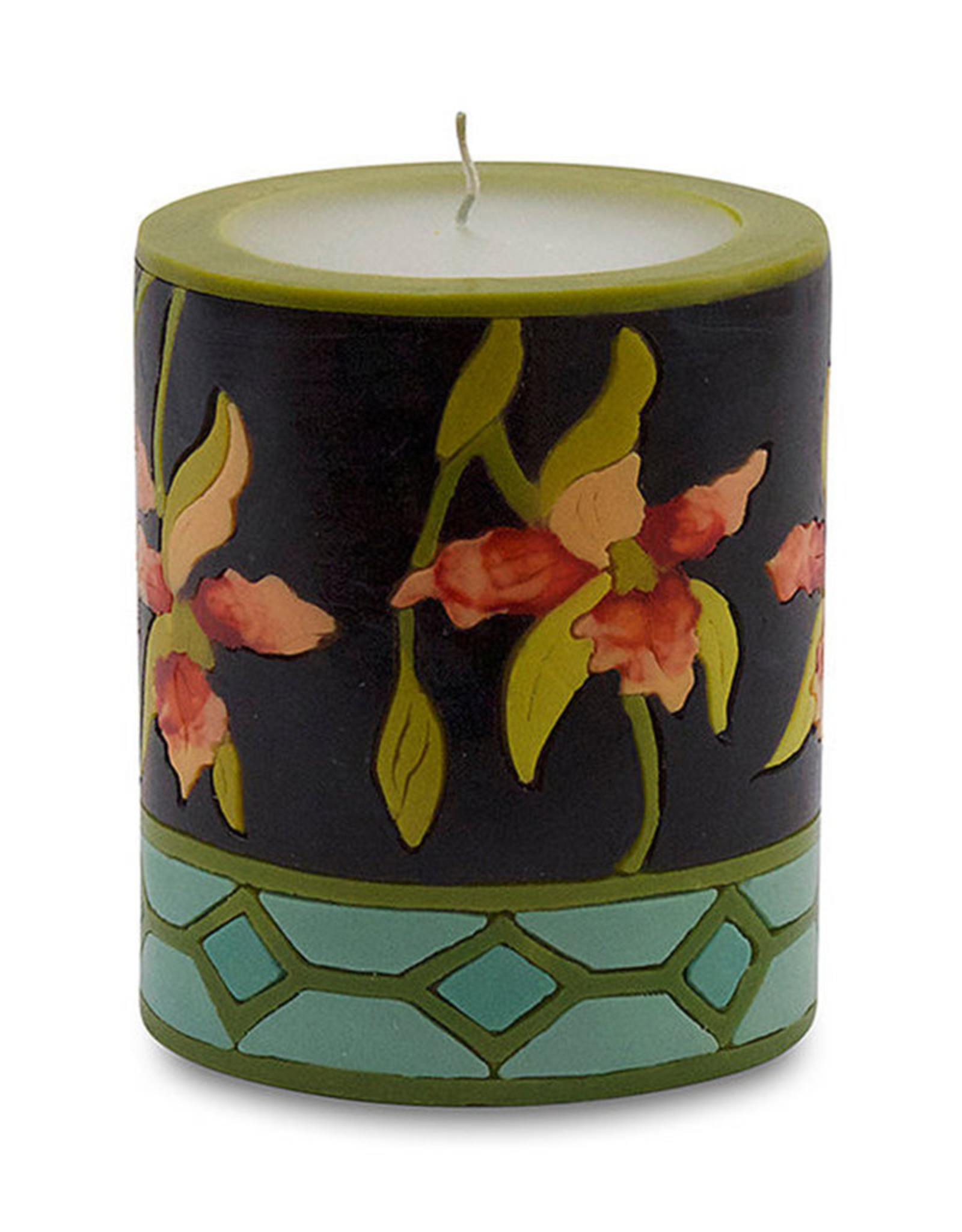 MOON ALLEY SMALL SPRAY ORCHID CANDLE