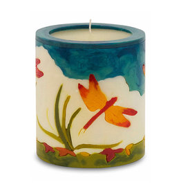 MOON ALLEY SMALL  DRAGONFLY CANDLE
