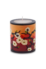 MOON ALLEY SMALL RED PLUM BLOSSOM CANDLE