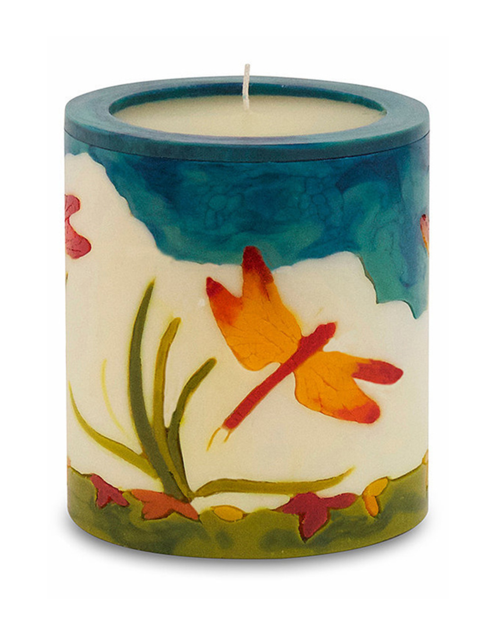 MOON ALLEY MEDIUM DRAGONFLY CANDLE