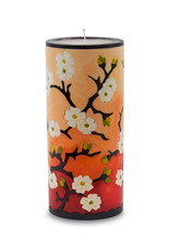 MOON ALLEY LARGE RED PLUM BLOSSOM
