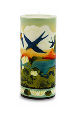 MOON ALLEY LARGE SWALLOW CANDLE
