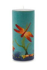 MOON ALLEY LARGE DRAGONFLY CANDLE