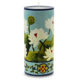 MOON ALLEY LARGE LOTUS BLOSSOM CANDLE