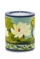 MOON ALLEY SMALL LOTUS BLOSSOM CANDLE