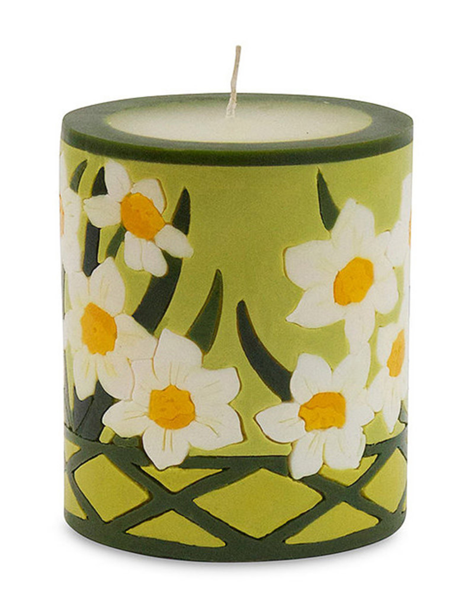 MOON ALLEY SMALL DAFFODIL CANDLE