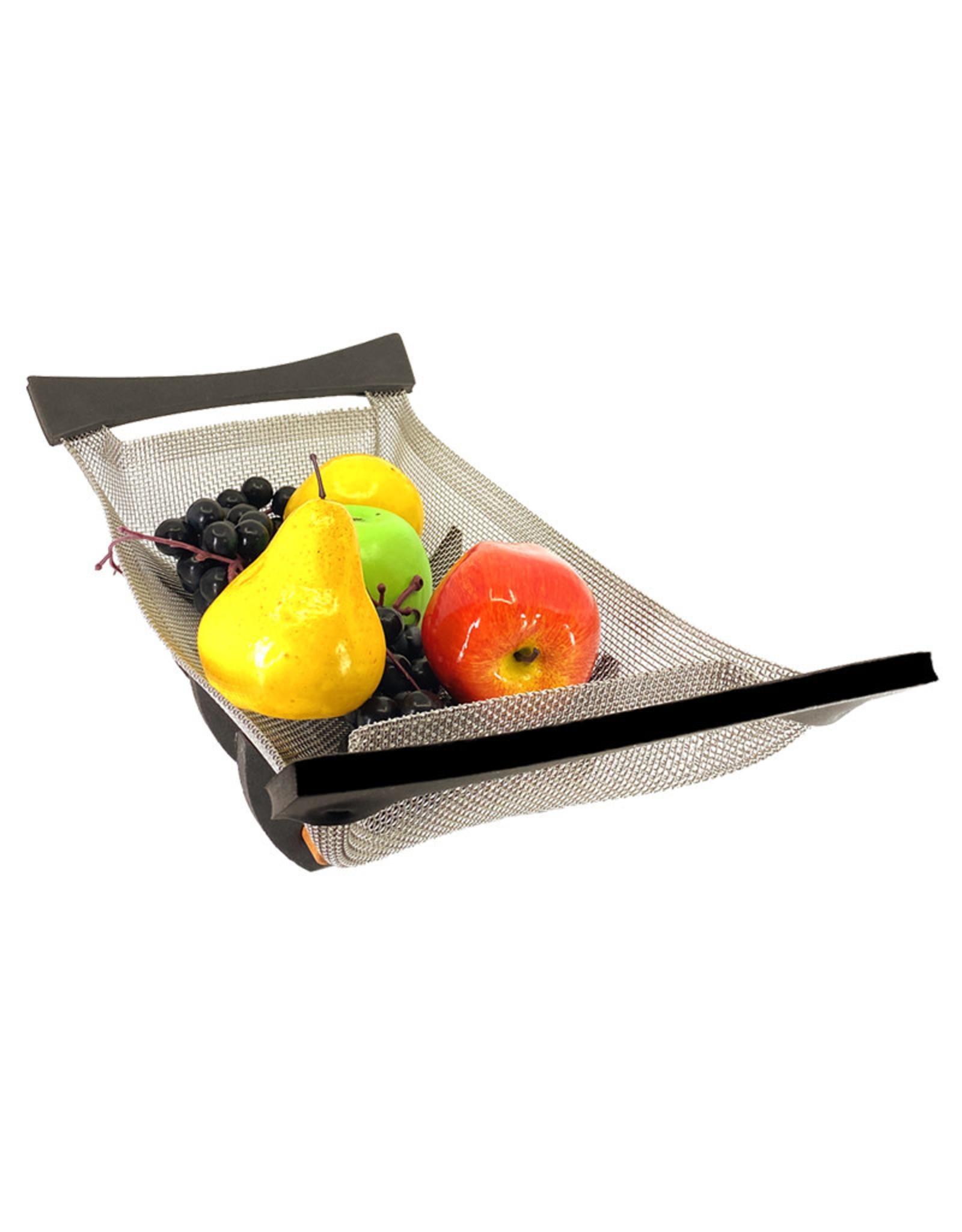 SANTAMARINA DESIGNS LARGE DEEP MESH FRUIT/BREAD BASKET