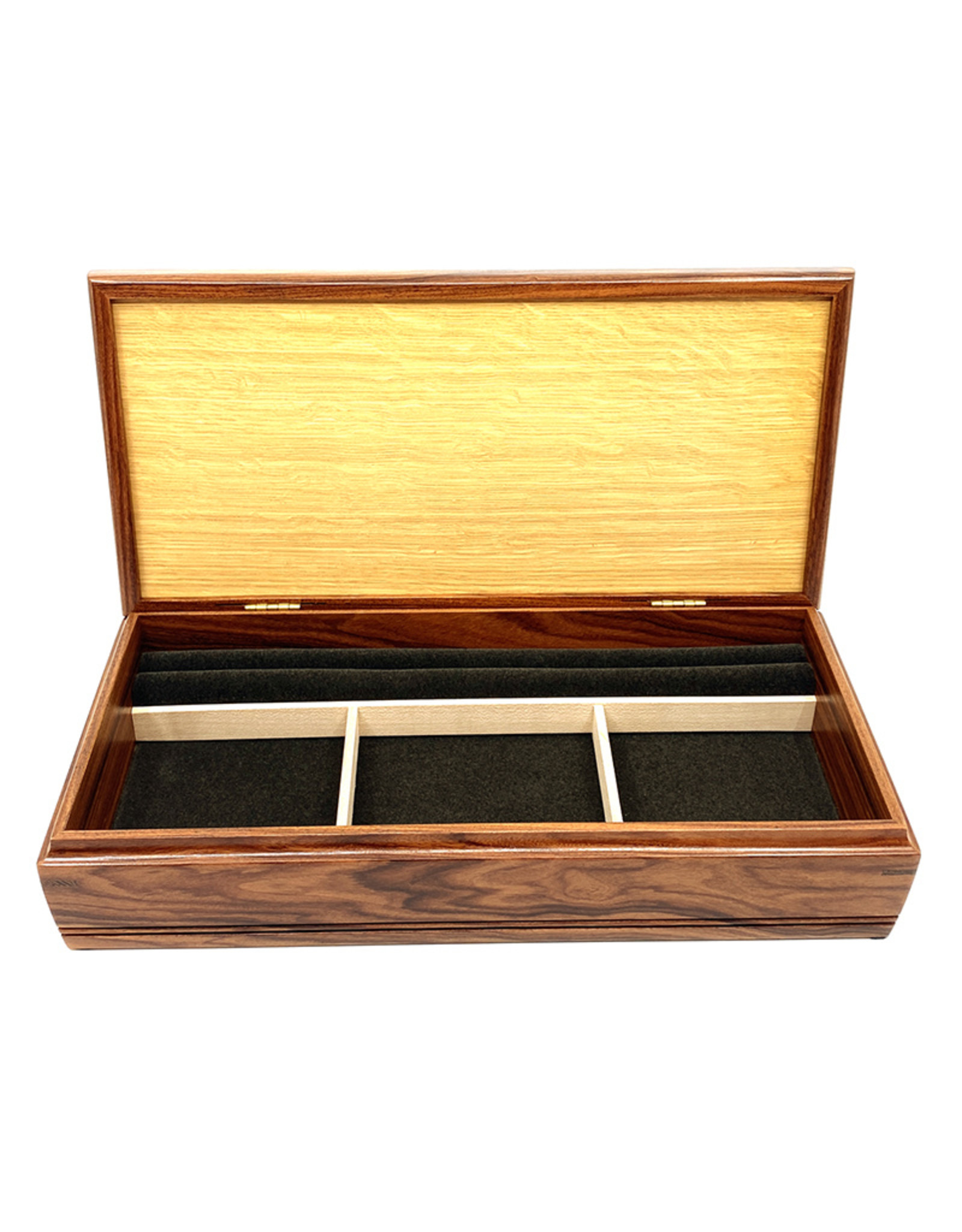 MIKUTOWSKI WOODWORKING MAPLE & ROSEWOOD SENTINEL BOX