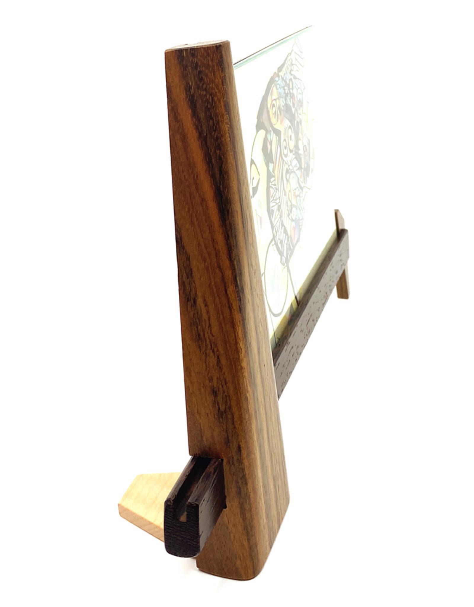 MIKUTOWSKI WOODWORKING HORIZONTAL SHEDUA VOYAGE PICTURE FRAME