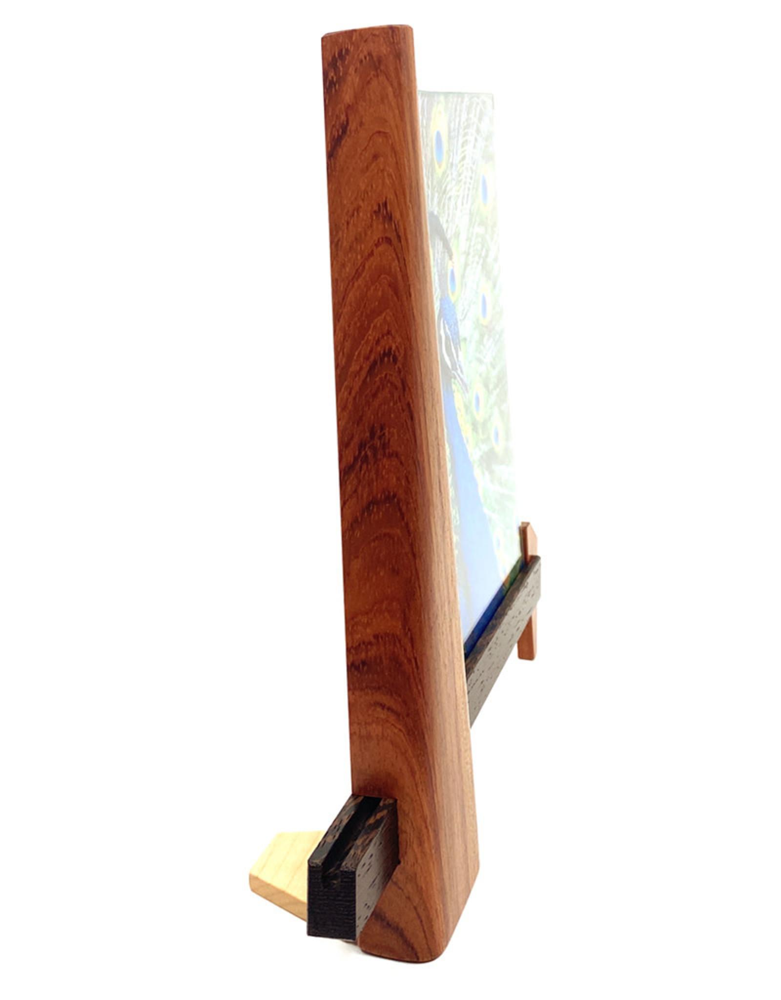 MIKUTOWSKI WOODWORKING VERTICAL BUBINGA VOYAGE PICTURE FRAME