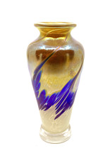 THE FURNACE GLASSWORKS ATHENA FLOWER BUD VASE