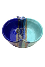 CLAY IN MOTION MYSTIC WATER APPLE BOWL
