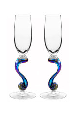 ROMEO GLASS SKYLINER FLUTE GLASS