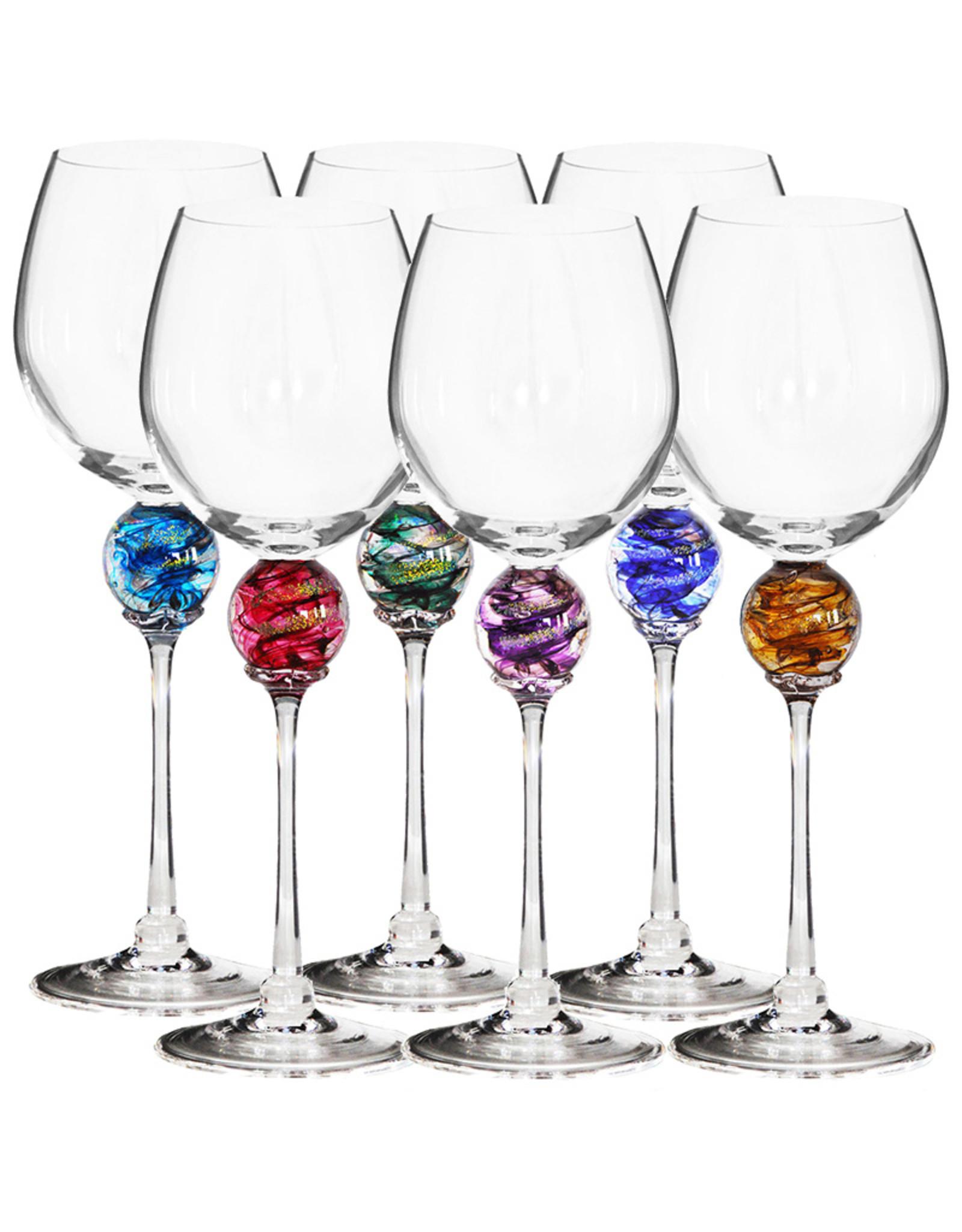 ROMEO GLASS GREEN PLANET WINE GLASS