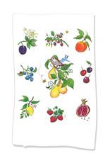 PAPER SHARKS FRUITS DISH TOWEL