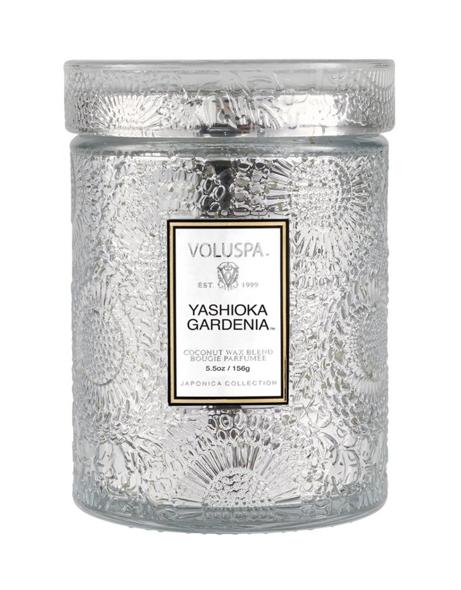 VOLUSPA YASHIOKA GARDENIA SMALL JAR CANDLE