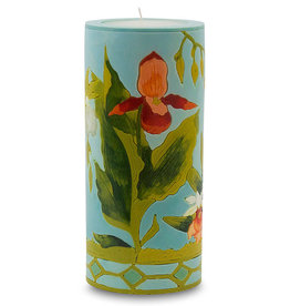 MOON ALLEY LARGE ORCHID GARDEN CANDLE