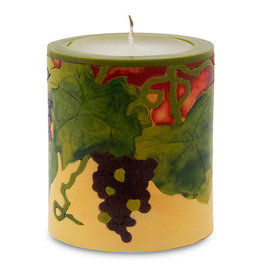MOON ALLEY SMALL GRAPE CANDLE