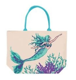 Tote- Mermaid Print