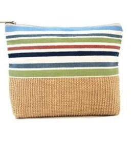 Pouch- Striped Pouch