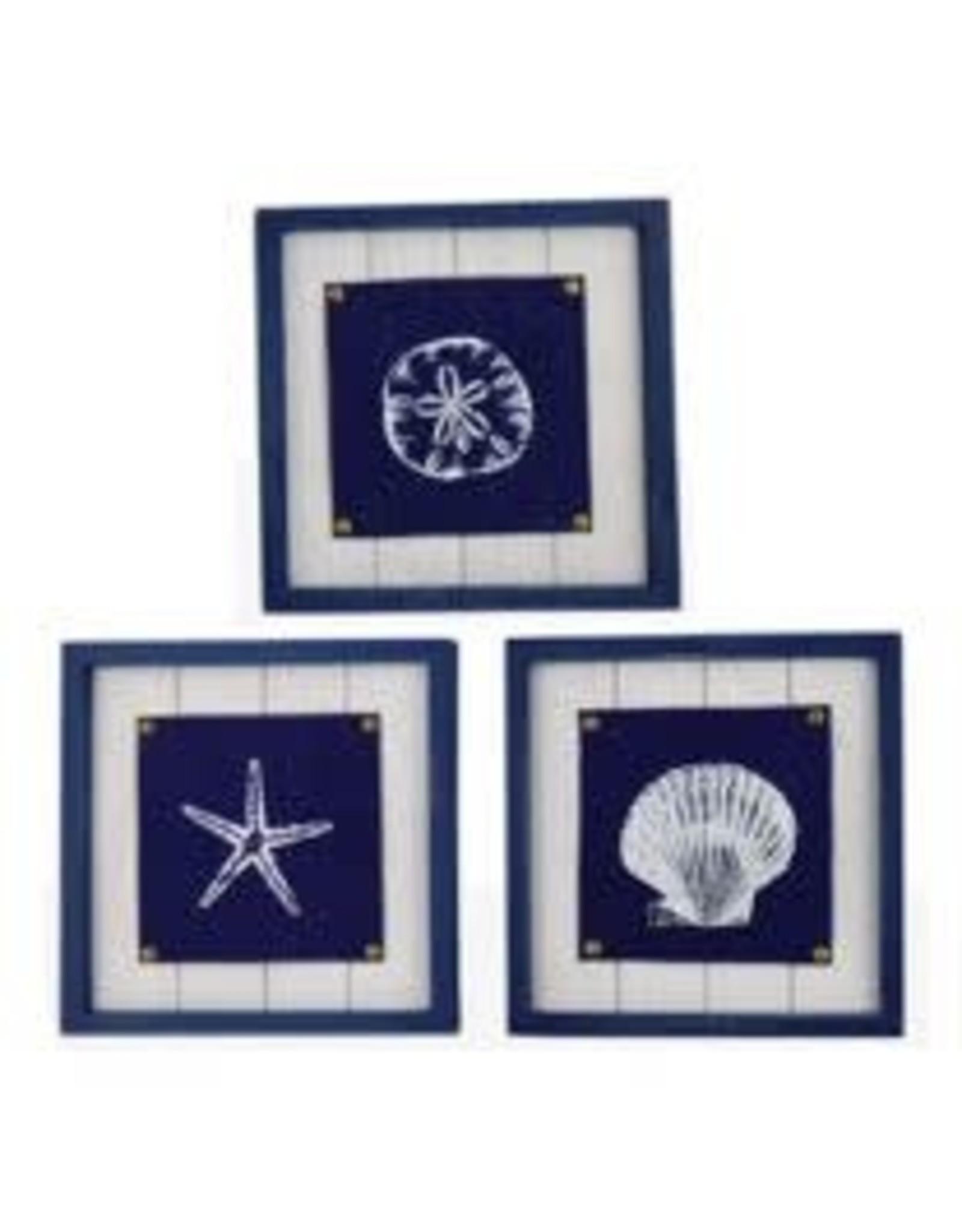 Wall - Frame Shell prints Assort