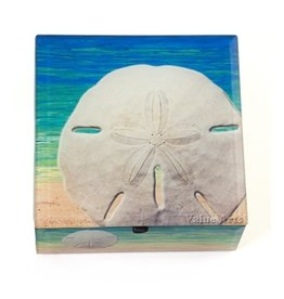 Keepsake Box- Sand Dollars
