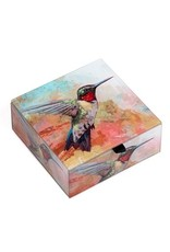 Keepsake Box- Hummingbird