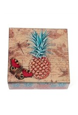 Keepsake Box- PineApple