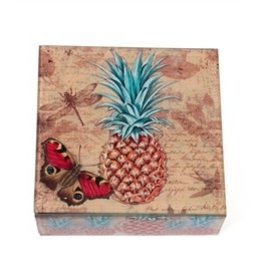Keepsake Box- PineApple