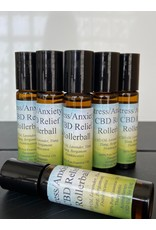 CBD- Rollerball Pain Relief
