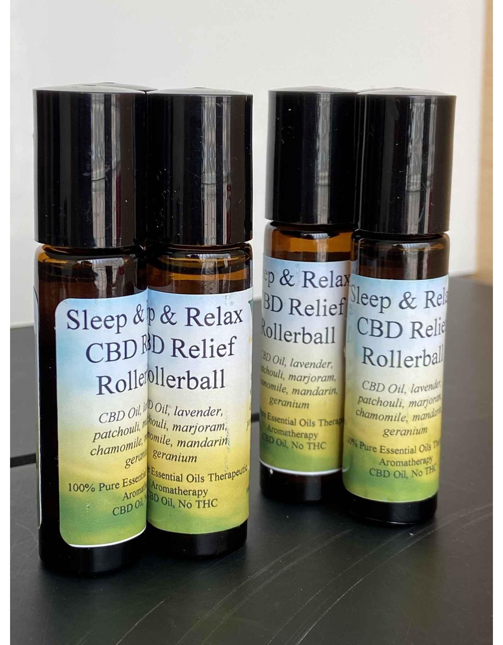 CBD- Rollerball Sleep & Anxiety