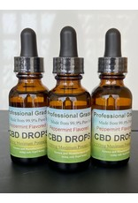 CBD-Peppermint Drops 1000mg