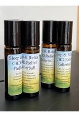 CBD- Rollerball Sleep & Relax