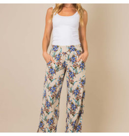 Simply Noelle Palazzo Tropical Retreat Pant