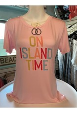 Mary Square Island Time Shirt