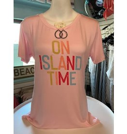 Mary Square Island Time Shirt