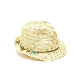 The Florida Hat Company Ladies Fedora