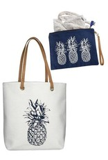 Parade Street Products Cabo Pineapple Tote & Bikini
