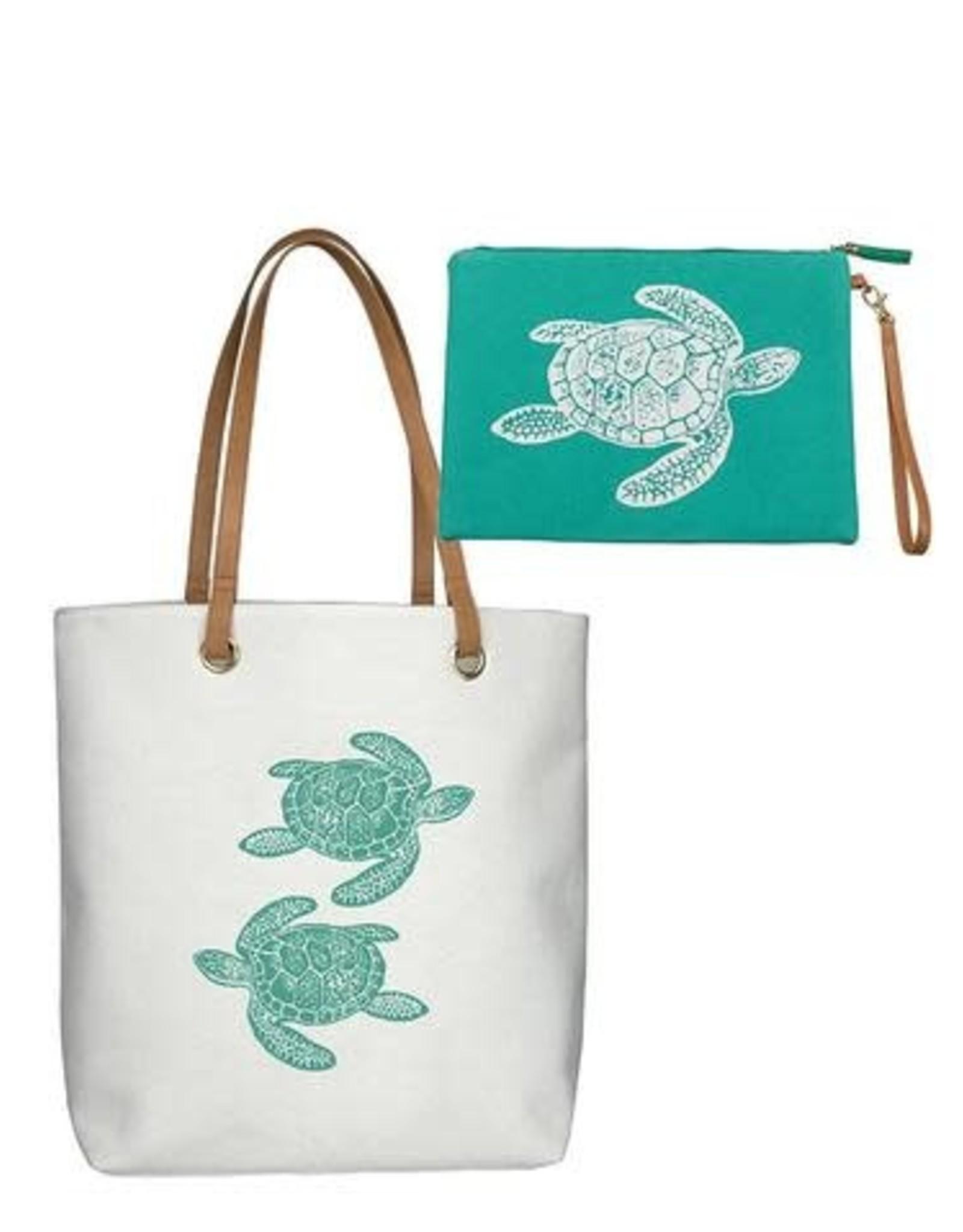 Parade Street Products Cabo Turtle Tote & Bikini