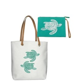 Parade Street Products Cabo Turtle Tote & Bikini