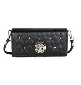 Coco & Carmen Reese Turnlock Quilted Wallet