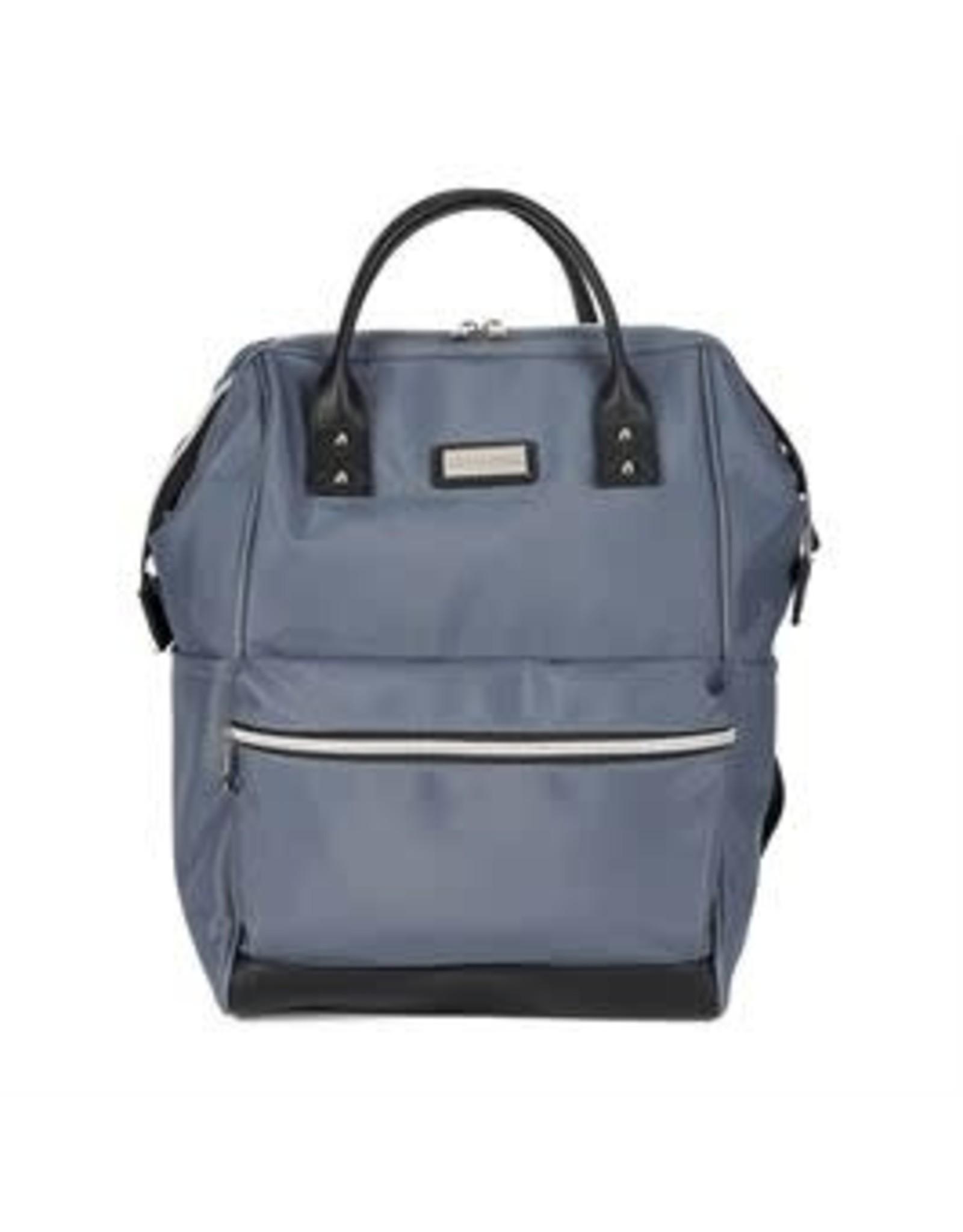 Coco & Carmen Ava Travel Grey Backpack