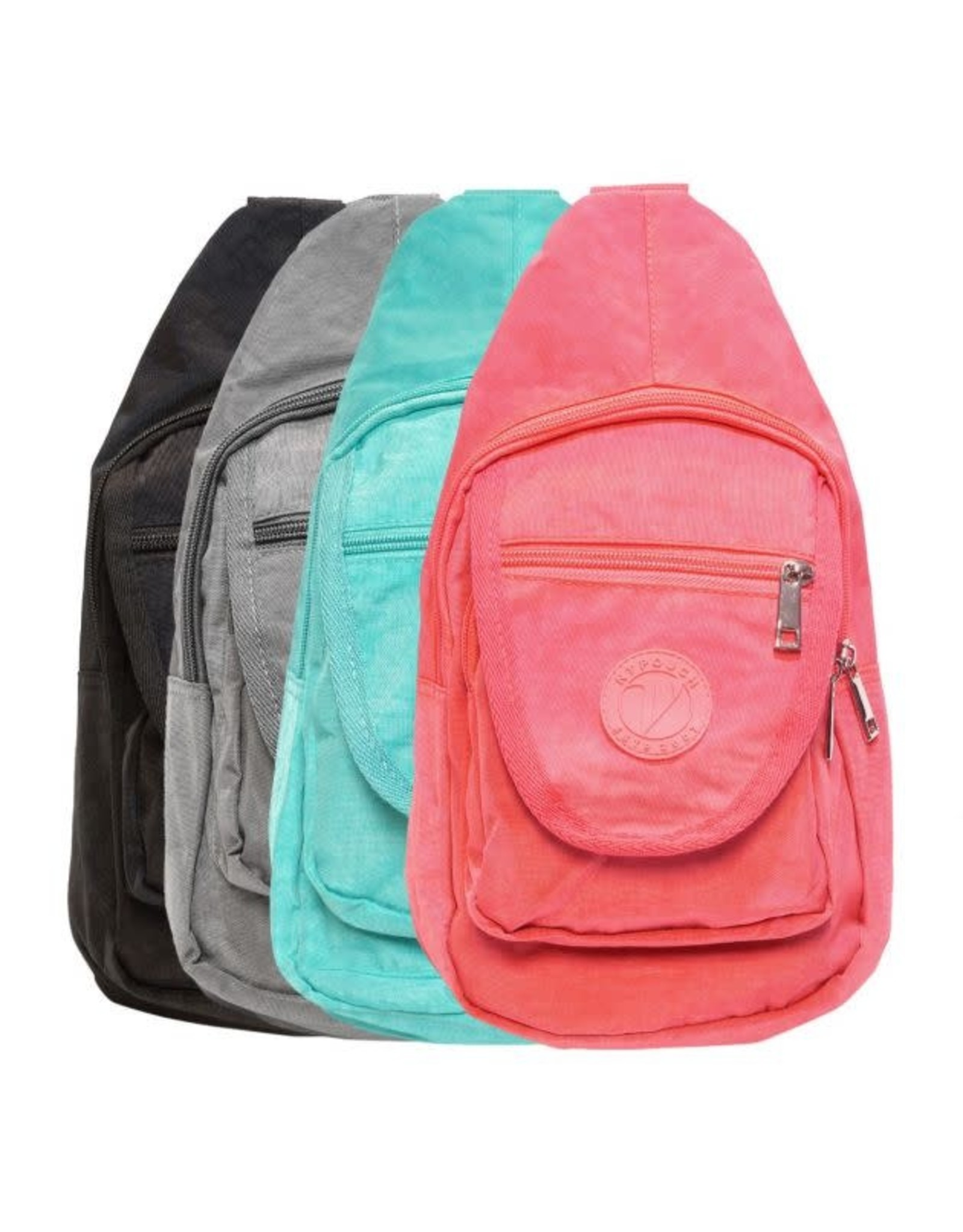 NV Pouch Large Nylon Day Pack Mint