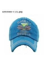 The Chic Bay Chic Hat- Mamacita