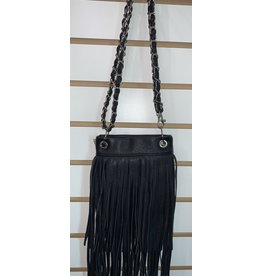The Chic Bay Crossbody- Chic Fringe